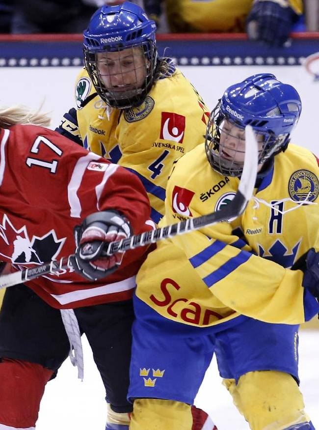Canada, Finland advance to Four Nations final
