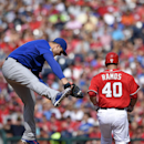 Bryant gets 3 hits, Cubs hand Nationals 8th loss in 10 games The Associated Press