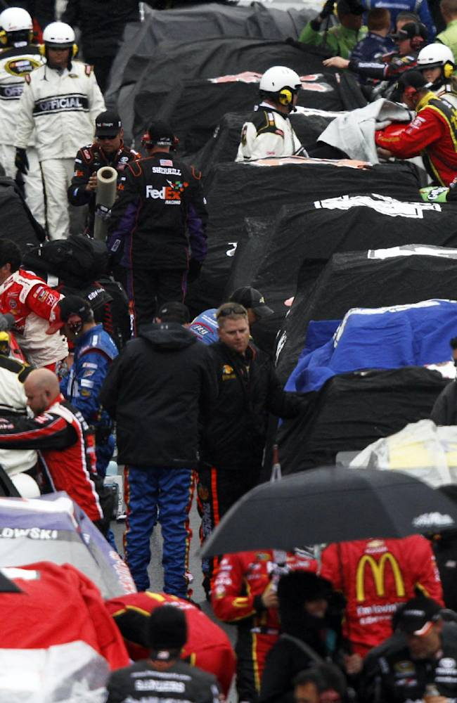 In The Pits: NASCAR needs to revamp schedule