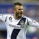Beckham to play 'small part' in Olympic opening ceremony