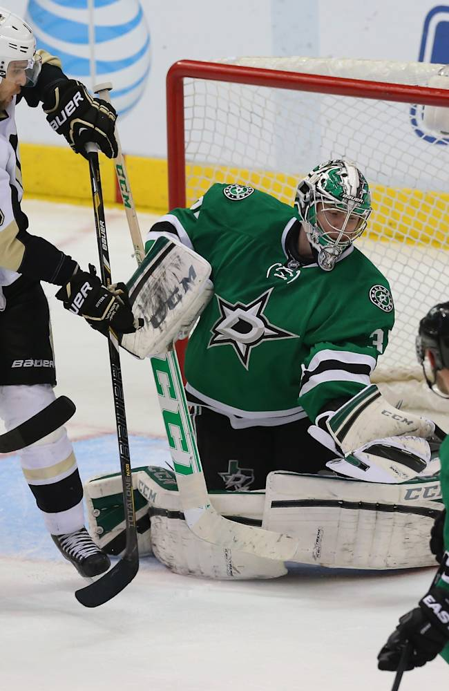 Pittsburgh Penguins v Dallas Stars