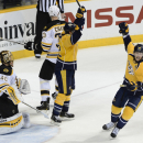 Predators' Neal fined $2,000 by NHL for diving The Associated Press
