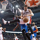 Anthony scores 30 as Knicks beat Raptors 108-100 The Associated Press