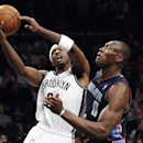 Nets beat Bobcats 105-89 behind 25 from Pierce The Associated Press