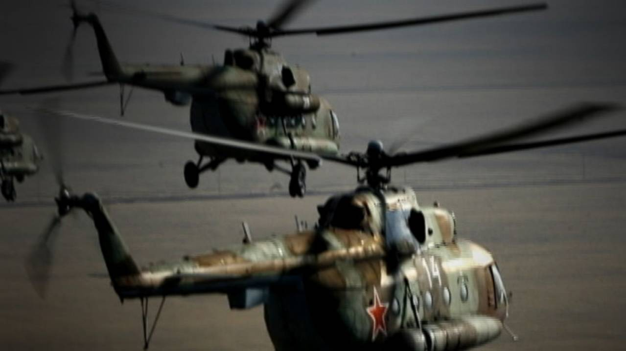 Controversial Pentagon Contract for Russian Helicopters Under Scrutiny