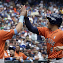 Rasmus and Springer homer as Astros beat Mariners The Associated Press
