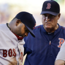 Red Sox's Sandoval, Swihart leave vs. Royals with injuries The Associated Press