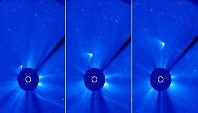 Did Comet ISON Survive? Scientists See Tiny Hope