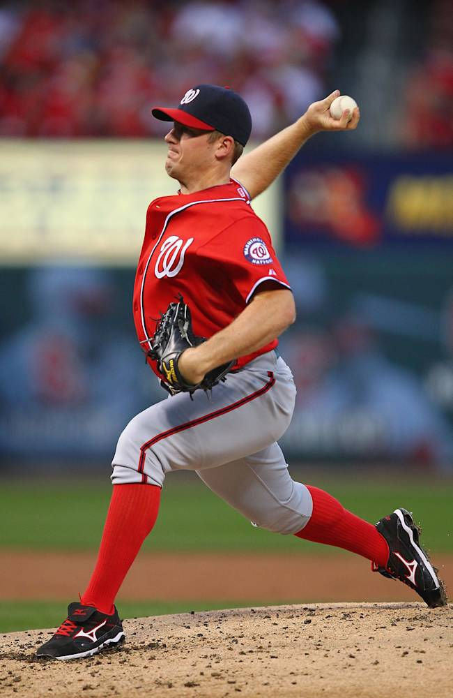 Washington Nationals v St. Louis Cardinals
