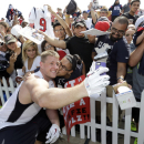 JJ Watt doing it all for Houston Texans The Associated Press