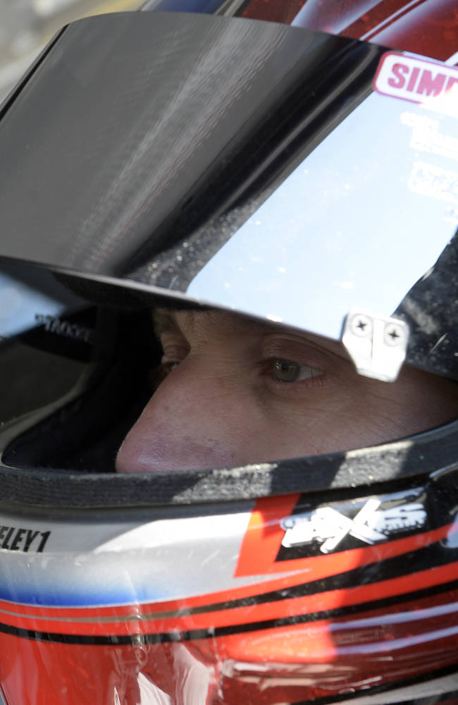 Just 5 cars in final practice before Daytona 500 qualifiers