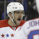Trotz OK with Ovechkin saying Caps will win Rangers series The Associated Press
