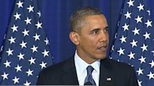 President Obama's Speech on Terror