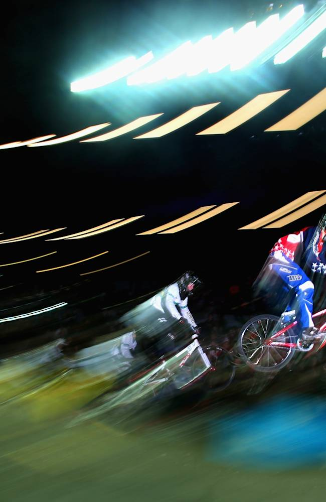 UCI BMX World Championships - Day 2