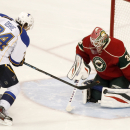 Oshie, Steen score in shootout, Blues top Wild The Associated Press