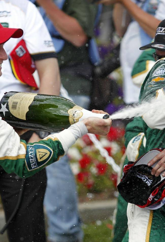 Mike Conway victory validates Ed Carpenter Racing