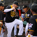 Confident South Korean star Kang fitting in with Pirates The Associated Press