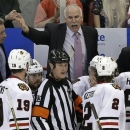 Blackhawks, Red Wings have 2 of NHL's top coaches (Yahoo! Sports)