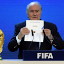 FIFA under fire after report on Qatar, Russia The Associated Press