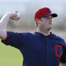 Indians pitcher Gavin Floyd to have elbow surgery The Associated Press
