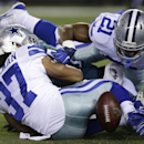 Randle, Dunbar wait on status of Cowboys' Murray The Associated Press