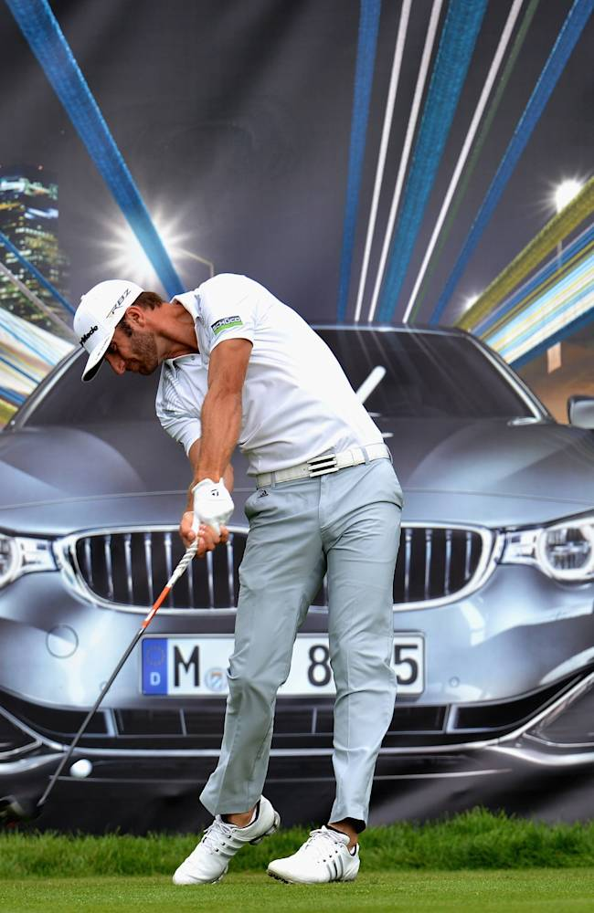 BMW International Open - Day Two