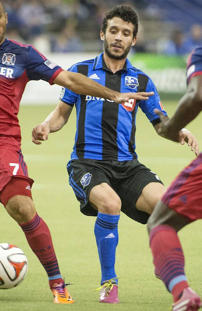 Amarikwa scores for Chicago in 1-1 tie with Impact