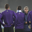 City looks to escape trouble in Champions League