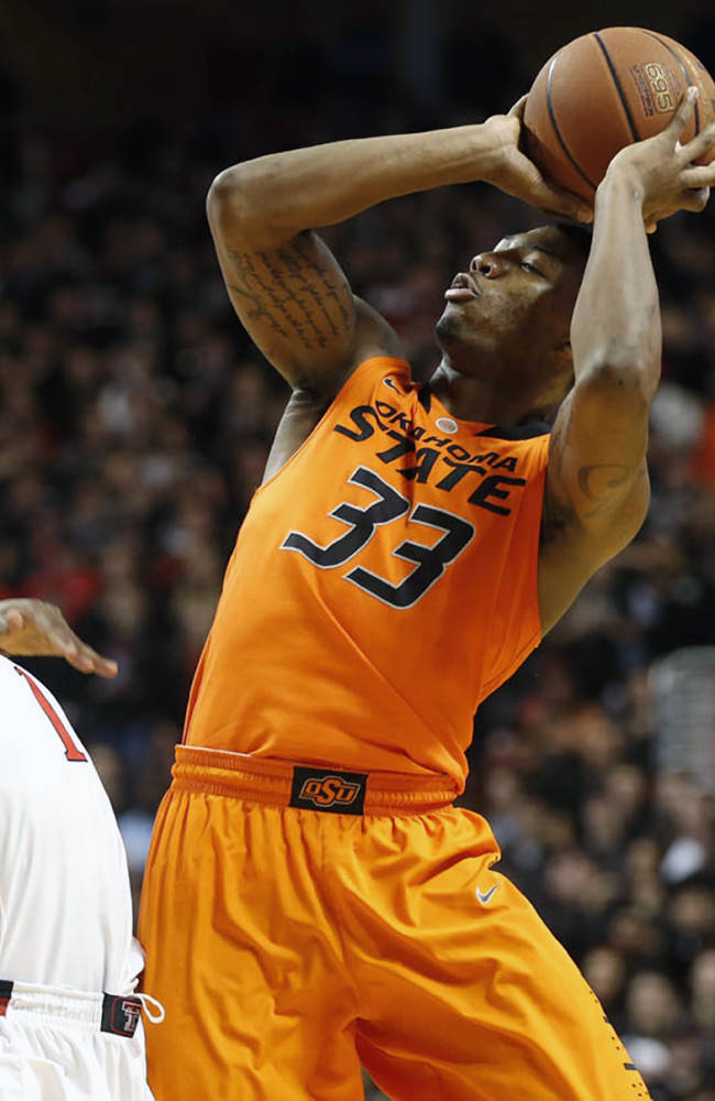 OSU star Smart shoves fan in loss to Texas Tech