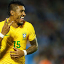 Paulinho hat-trick keeps Brazil on road to Russia (Reuters)