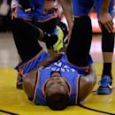 Thunder star Kevin Durant out vs. Pelicans The Associated Press