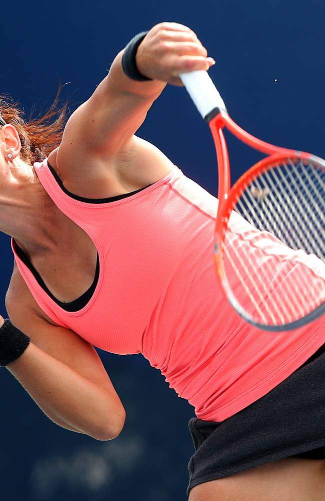 2012 US Open - Day 1