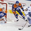 Oilers cruise past Maple Leafs 4-1 The Associated Press