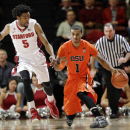 Humphrey leads Stanford past Oregon State 75-48 The Associated Press