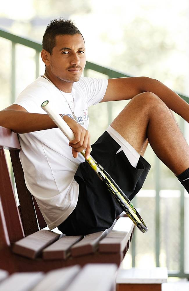 Malaysia Airlines Partners With Nick Kyrgios