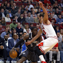 Noah leads Bulls to 108-95 win over Magic The Associated Press