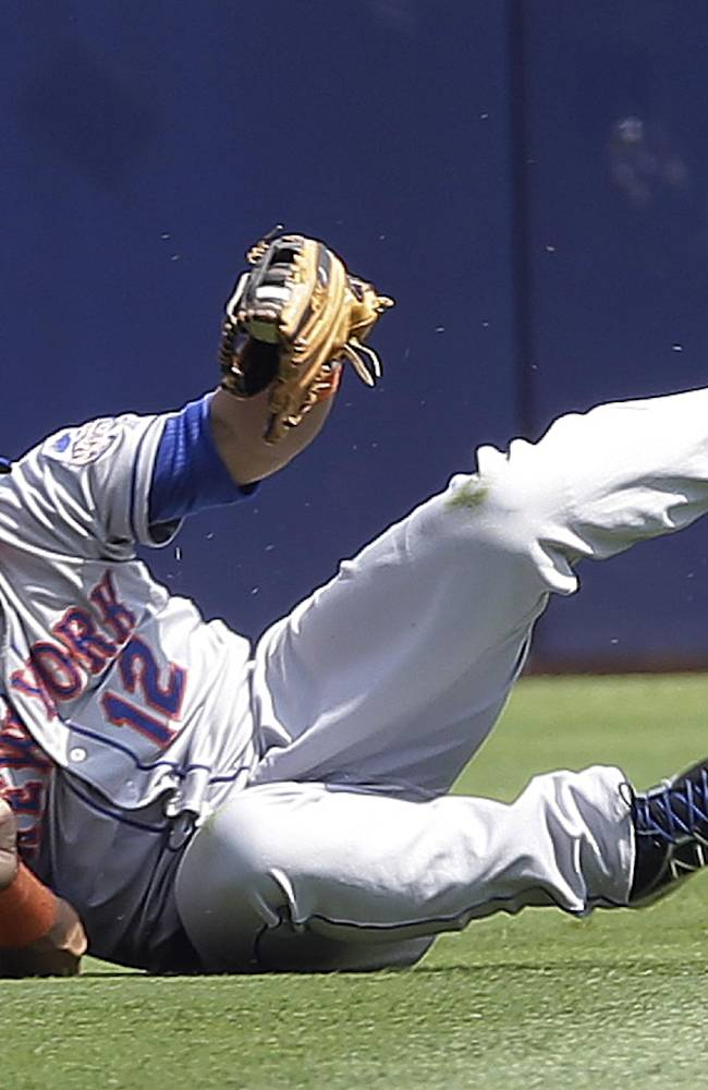 Duda, Brown hits HRs, Mets drop Braves 5-2