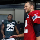 Brady, McCoy lead offenses of 2013 playoff teams The Associated Press