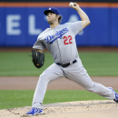Dodgers scratch Kershaw from start vs A's with soreness (Yahoo Sports)