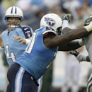 Backup QB turned starter takes over for Titans The Associated Press