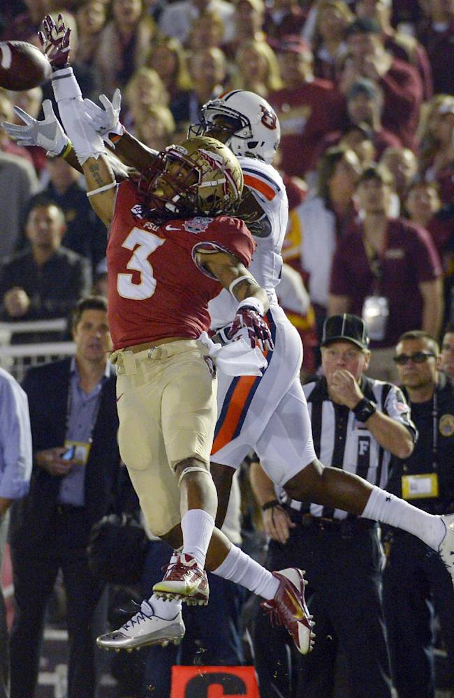 Winston, champ FSU open at site of next title game
