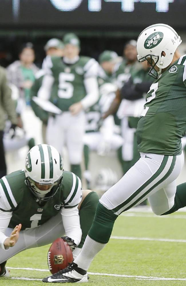 Folk and defense lead Jets past Saints 26-20