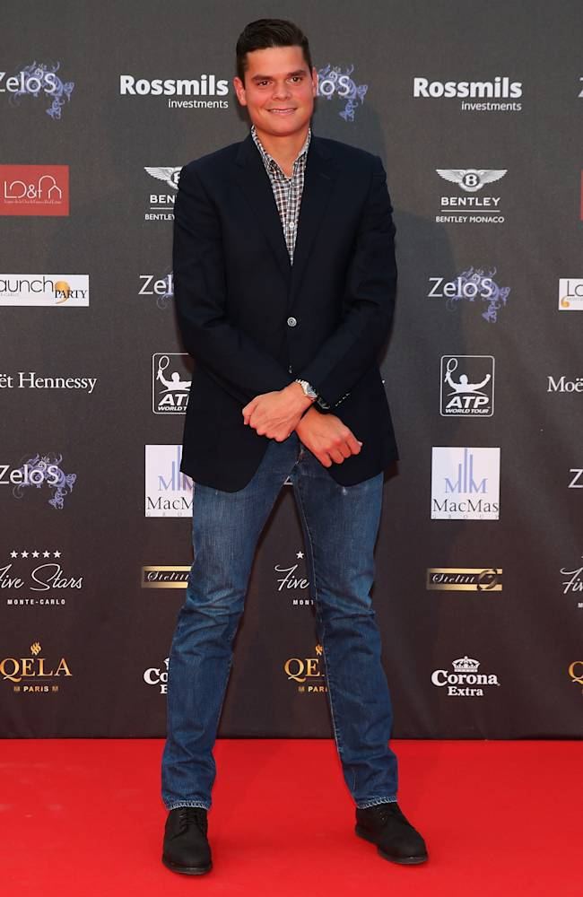 ATP Masters Series: Monte Carlo Rolex Masters : Party In Monte-Carlo