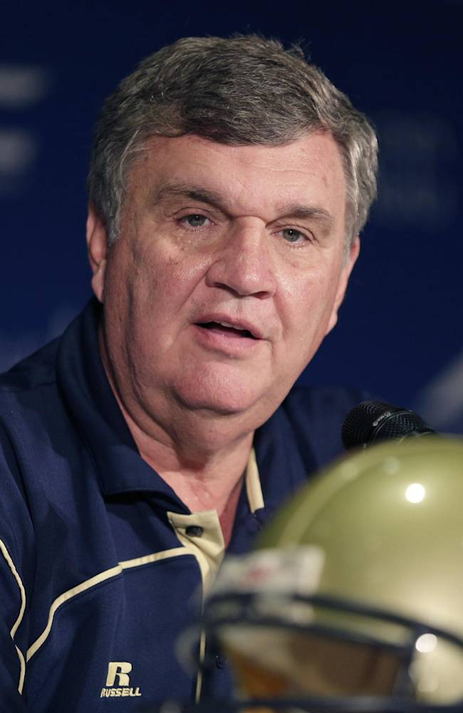 Georgia Tech looking to surpass low expectations