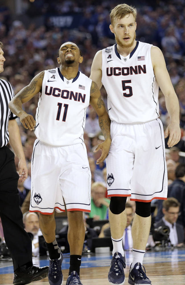 Huskies flash athleticism in title game