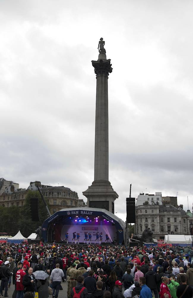 NFL: London success means no Europe or Super Bowl