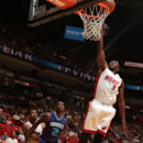 Heat survive at the buzzer, beat Hornets 94-93 The Associated Press