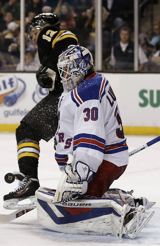 Lundqvist agrees to long extension with Rangers