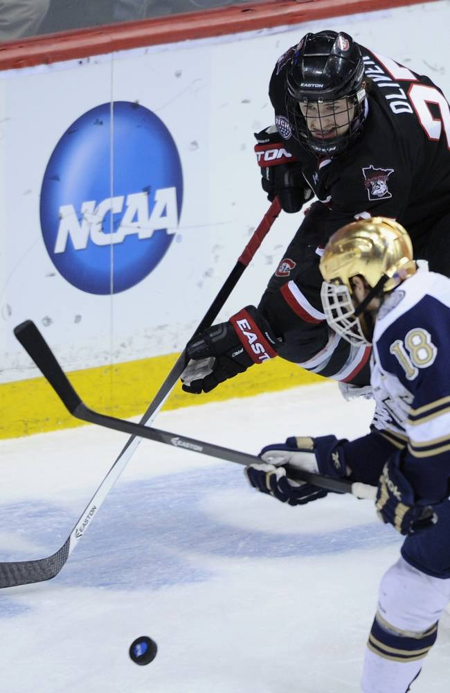 2014 NCAA Division I Men's Ice Hockey Championship - West Regional