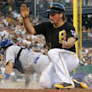 Polanco, Walker lift Pirates over Dodgers 12-7 The Associated Press